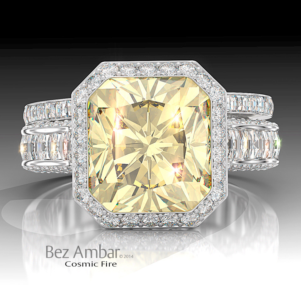 Gallery - Fine Jewellery - Yellow Diamonds
