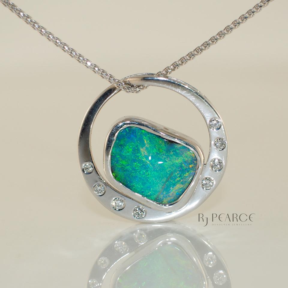 Gallery - Australian Opal - Boulder Opal