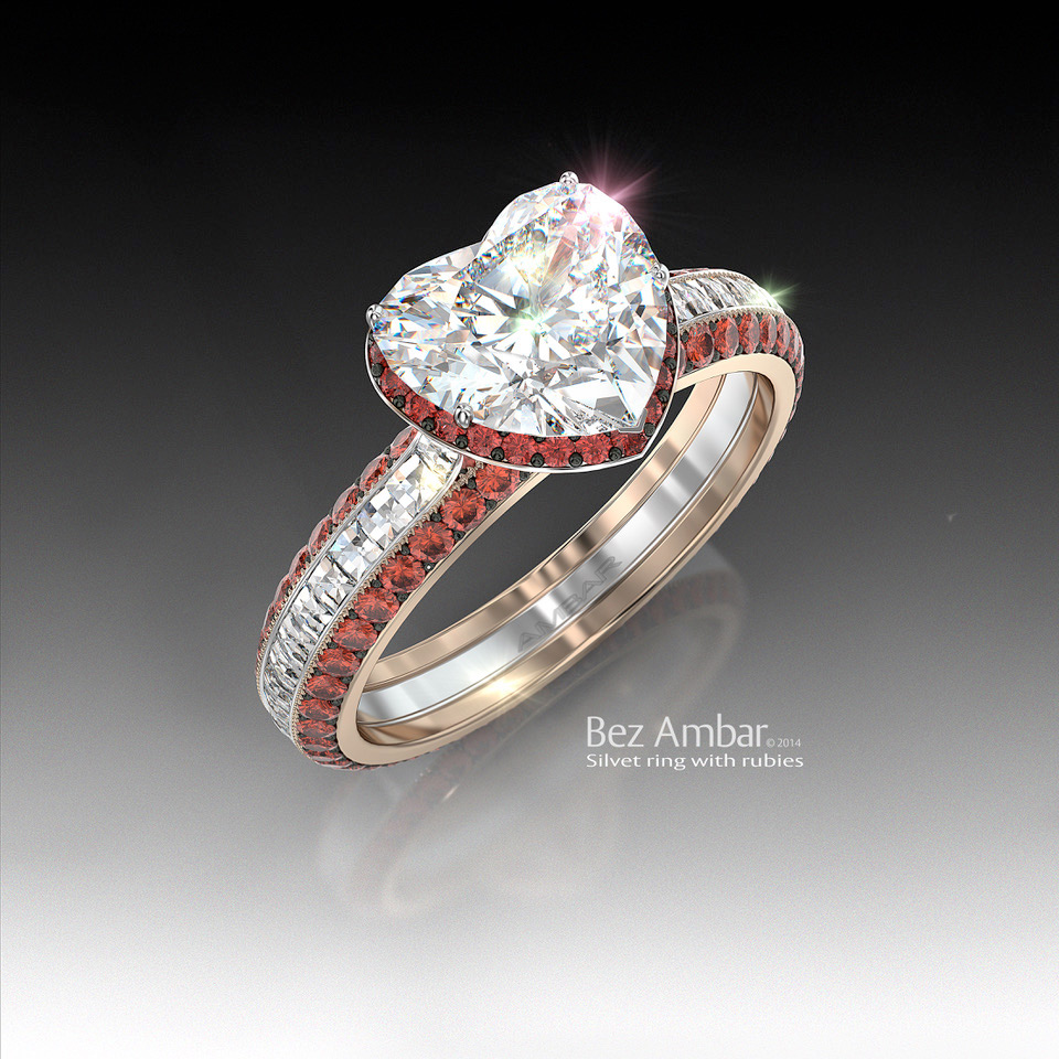 Gallery - Precious Gems - Ruby