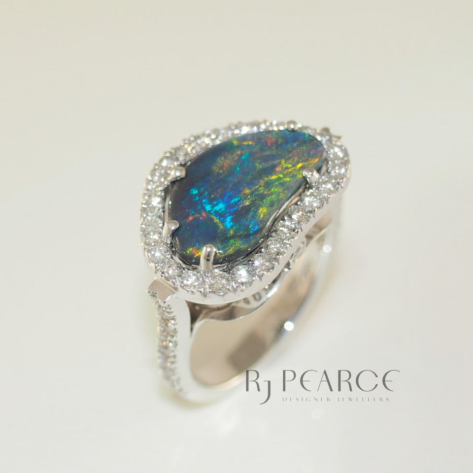 Gallery - Australian Opal - Black Opal