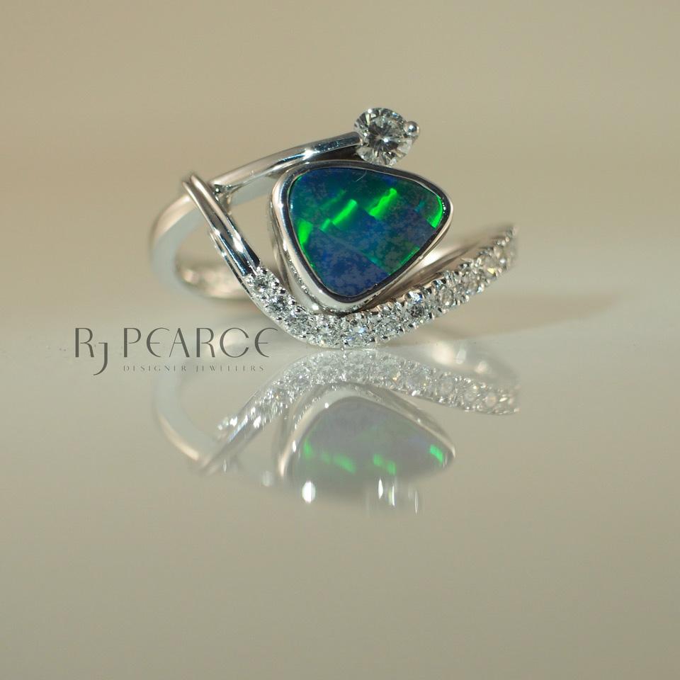 Gallery - Australian Opal - Black Opal 2