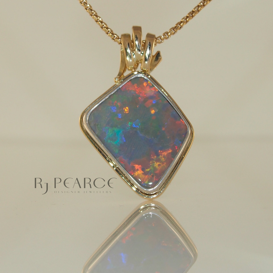 Gallery - Australian Opal - White Opal