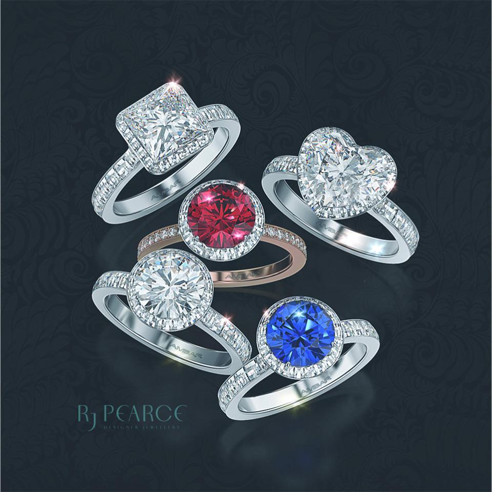 Gallery - Precious Gems - Assorted