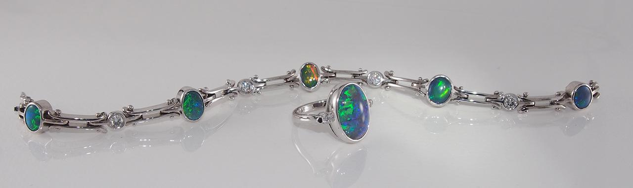 Banner - Jewellery - Australian Opals