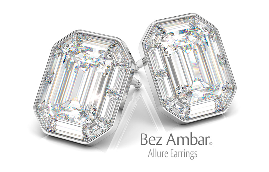 Bez Ambar cut diamonds