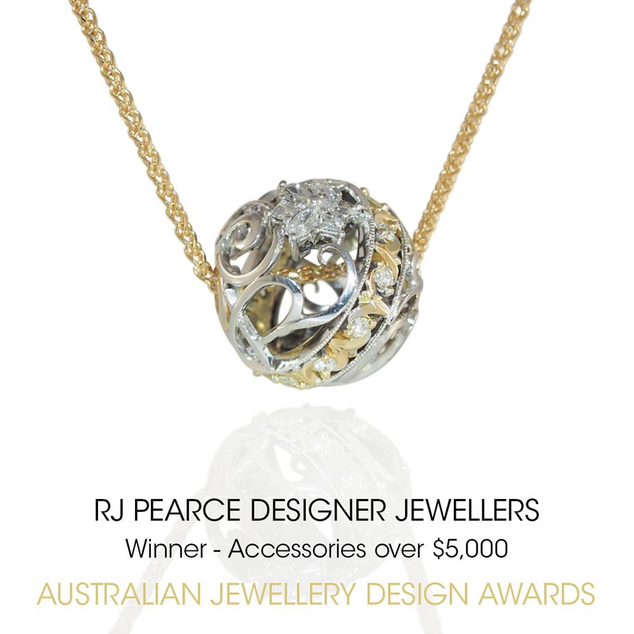 Australian Jewellery Designer Award - RJ Pearce